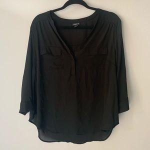 Torrid blouse size 0